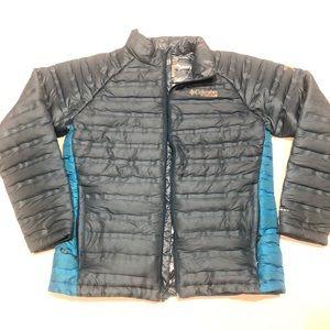 ⛄️ Columbia Titanum Blue new men jacket M